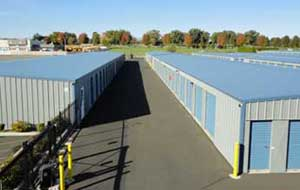 Location self storage units in Yakima